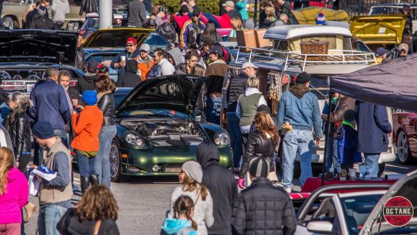 About Caffeine Octane Car Show Classic Cars Exotic Cars NBCSN - Caffeine and octane car show schedule