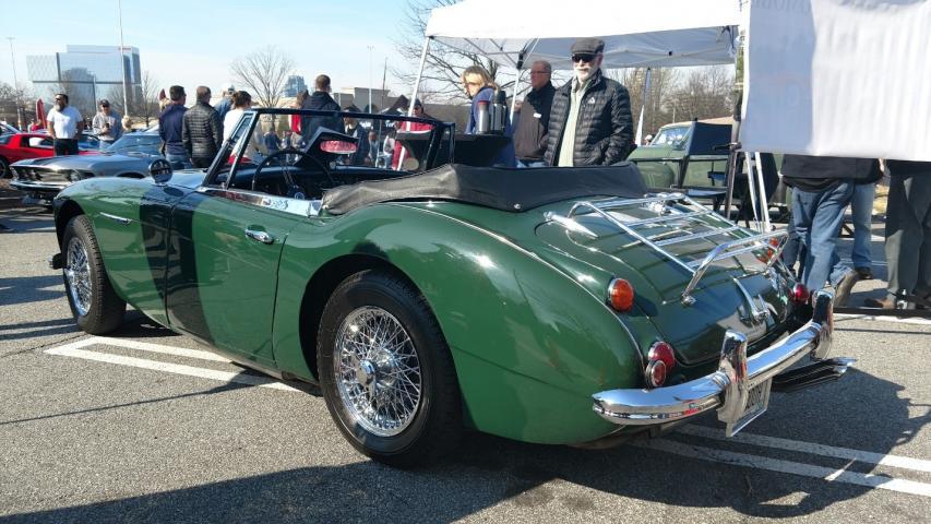 High Octane Blog NBCSN - Car meets today near me